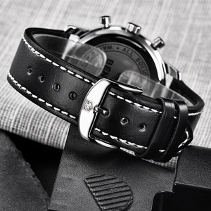 Image 5 - 2019 חדש BENYAR גברים של שעונים מקרית אופנה הכרונוגרף/30M עמיד למים/ספורט שעונים גברים שעוני יד גברים reloj Hombre