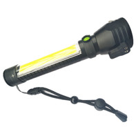 Multifunctional Outdoor Safety Hammer Flashlight Emergency Rescue Tool Lamp For Hiking Camping Traveling Aluminium Alloy Torches