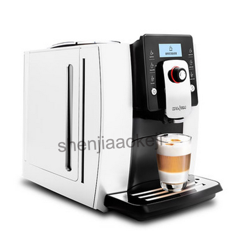 Commercial Coffee Fancy Machine Automatic Espresso Cappuccino latte Coffee machine office household use  220v 1200w 1pc