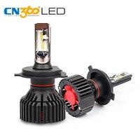 CN360 2PCS Car LED Light Headlight H4 H7 H8 H9 H11 9005 HB3 9006 HB4 12V