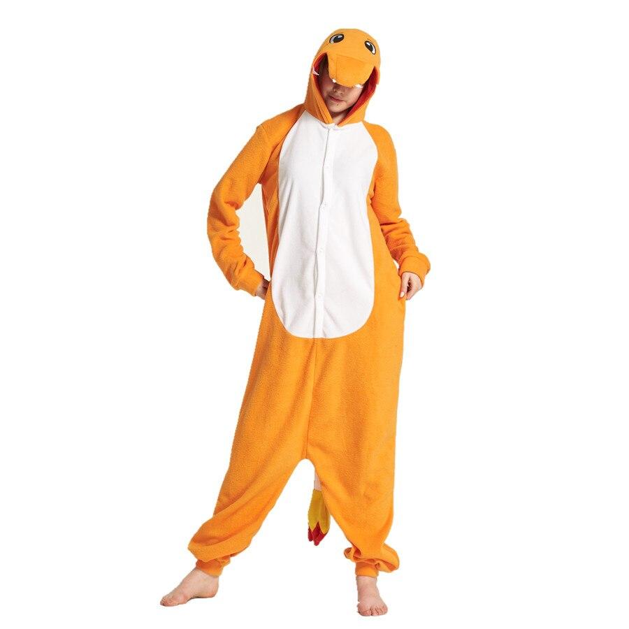 adults-polar-fleece-font-b-pokemon-b-font-charmander-kigurumi-unisex-onesies-pajamas-cosplay-costume-for-halloween-and-carnival-party