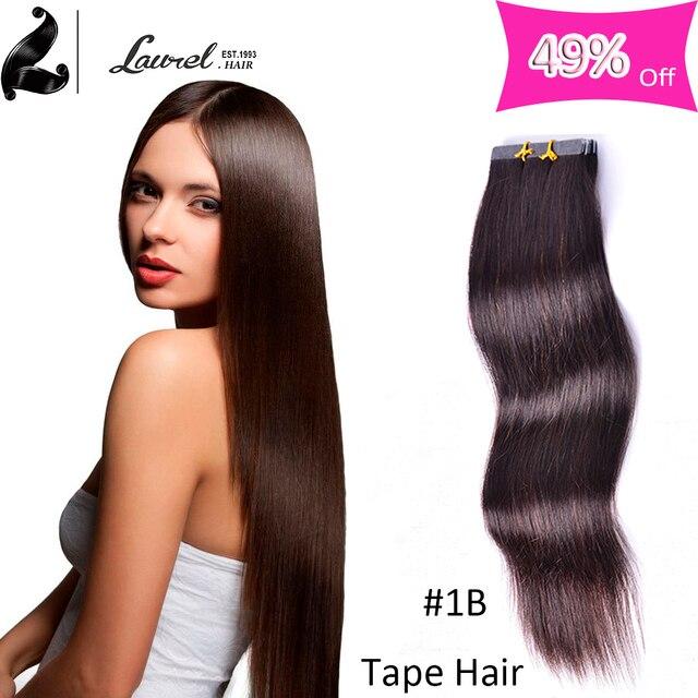Best Selling Brazilian 7a Grade Virgin Hair Straight Skin Weft 16
