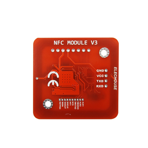 Image 2 - 10sets PN532 NFC RFID module V3, NFC with Android phone extension of RFID provide Schematic and library 10pcs