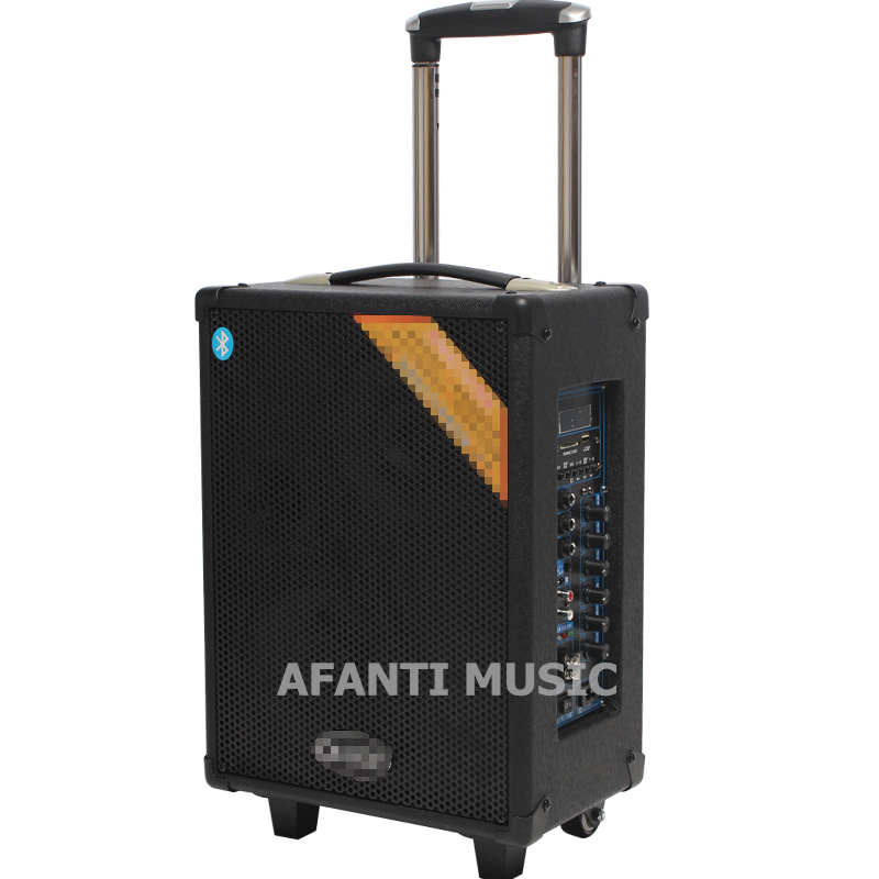 Afanti Music Acoustic Guitar Amplifier (AMP-130) afanti music gib es335 style 4 strings bass guitar es335 b27