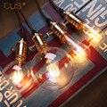 Vintage LED Edison Bulb E27 E14 Real watt ST64 G80 G95 2W 4W 6W LED Filament Light Vintage LED Bulb Lamp 220V Retro Candle Light