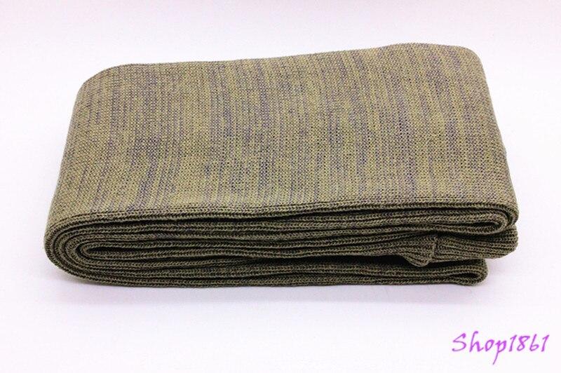 Khaki Air Gun Sock 100% Polyester Silicone Treated Gun Rifle Shotgun Case Rifle Shotgun Protection Cover Bag Soft Fabric
