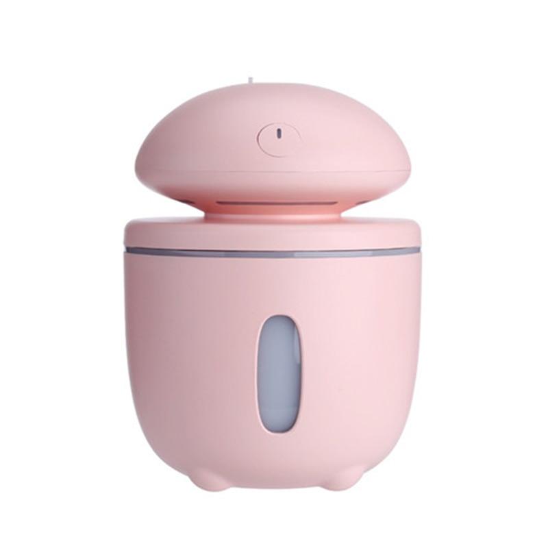 Mini Aroma Diffuser Humidifier Mushroom Diffuseur Huile Essentiel Oil Air Humidificador Diffusor De Aroma For Office Home Car