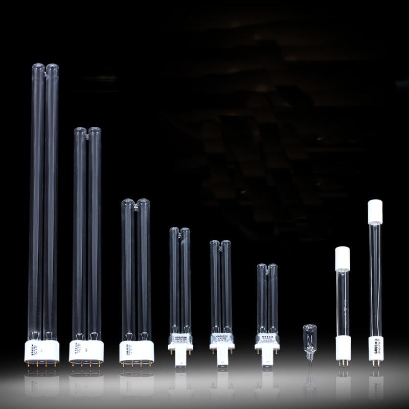 UVC Sterilizer Replace Light Tube, SUNSUN, Grech JEBO HW, JUP, CUV, CPF, CUP Series Original Lamp Fish Tank Germicidal Lamp