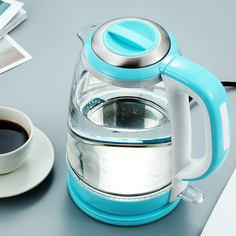 Electric kettle heating household glass automatic power   off tea quick pot Electric Kettles     - title=