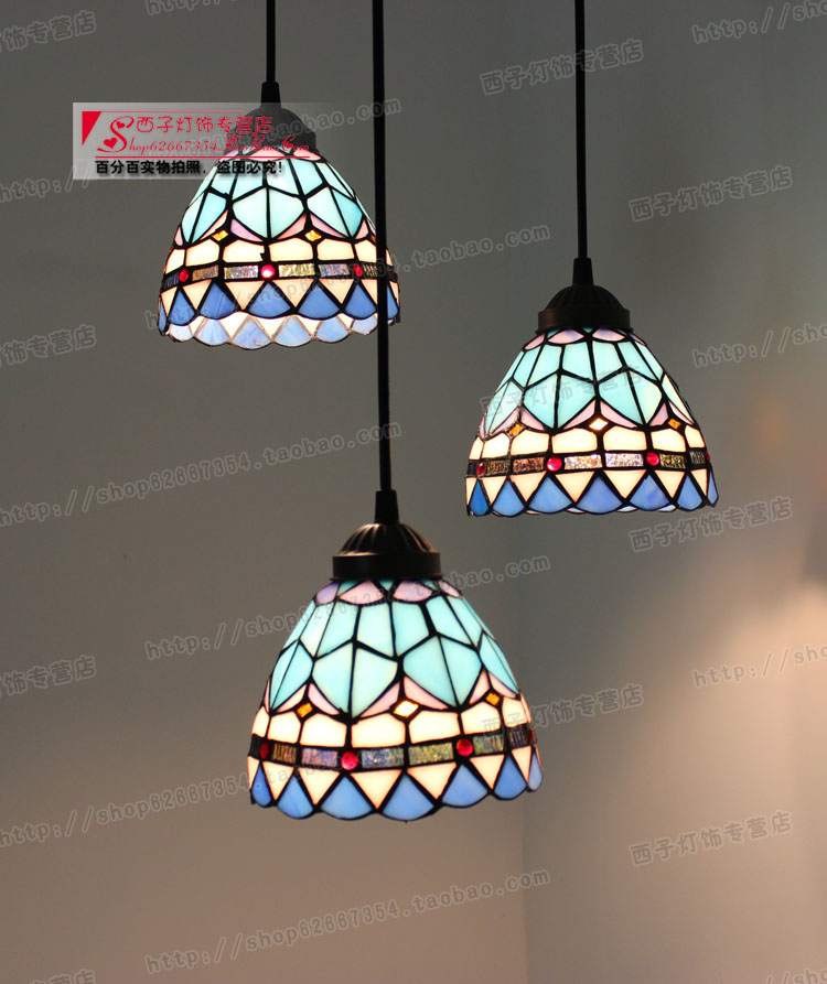 Color Gl Lamp Shade