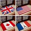 """בריטי/אמריקאי/בריטניה/ארה""""ב דגל שטיח שטיחים מודרניים סלון בית חדר Infantiles Alfombras Dormitorio דה Sala 40x60cm-בשטיח מתוך בית וגן באתר"""