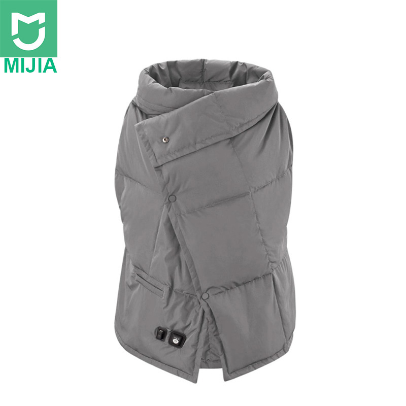 Xiaomi Mijia PMA Graphene Multifunctional Heating Blanket Washable Warm Vest Light Belt Fast Warm Anti Scald