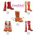 Lovelive / Love Live! School Idol Project cosplay boots custom made shoes