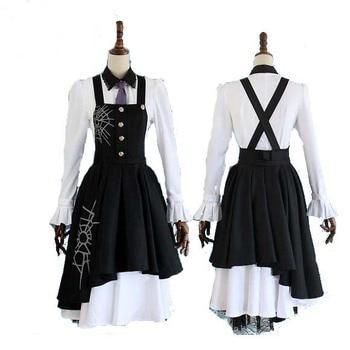 COSPlAY Japanese game Danganronpa V3: Killing Harmony Tojo Kirumi  School uniforms suit Cos Clothes