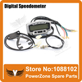Motorcycle Digital Speedometer Odometer Dashboard speedo meter motorcycle speed sensor Universal ATV DIRT BIKE PARTS