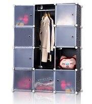 Chambre meubles finition armoire bricolage pièce magique combinaison classique 35 Cm tissu profond armoire meubles PD1212-35