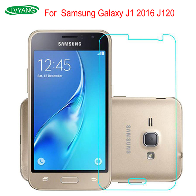 For Samsung Galaxy J1 2016 J120 Tempered Glass For Samsung