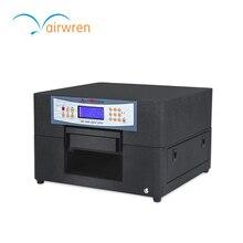 High Quality Digital Flatbed Pvc Id Card Printer LED UV Printing Machine