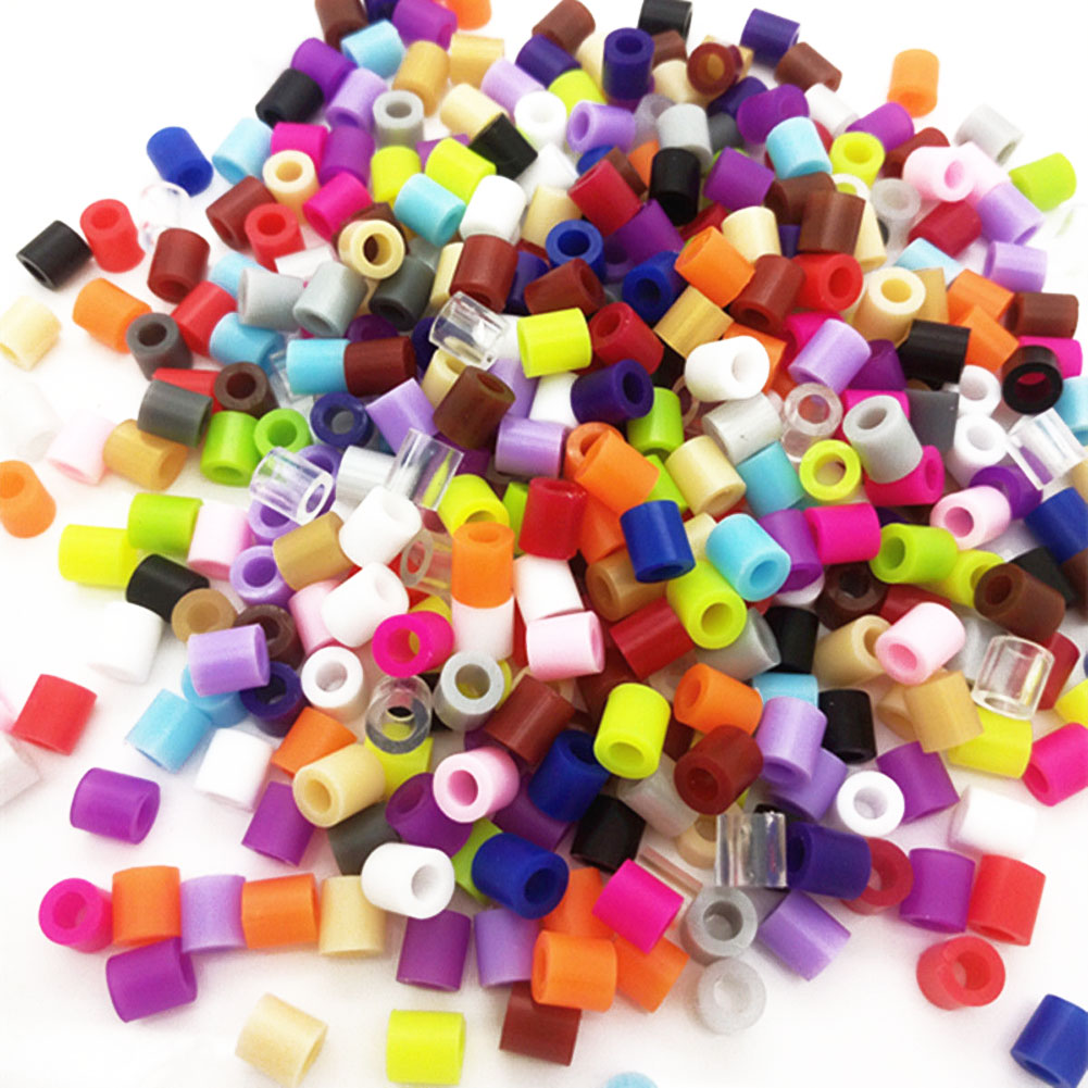 And Great Variety Of Designs And Colors Full Range Of Specifications And Sizes Adaptable 300/500/1000pcs 5mm Hama/perler Beads Plastic Toy Child Fun Craft Diy Handmaking Fuse Bead Kids Educational Toys Gift Fj Famous For High Quality Raw Materials