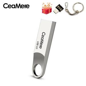 Image 2 - Ceamere usbフラッシュドライブ 256 ギガバイト/128 ギガバイト/64 ギガバイト/32 ギガバイト/16 ギガバイトペンドライブペンドライブusb 3.0 フラッシュドライブメモリスティックusbディスク送料otg