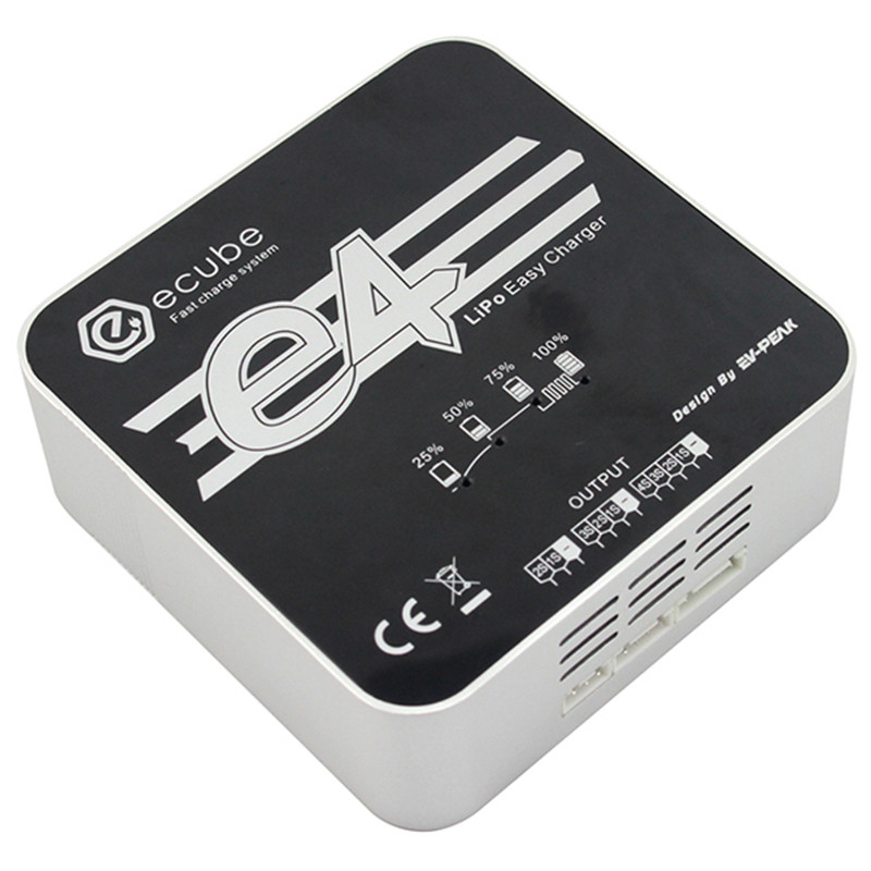 EV-PEAK E4 Cube 50W 4S