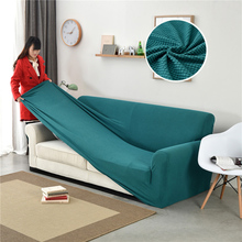 Corn kernels Sofa Cover Thick Elastic Couch Cover Polar fleece Universal Non slip Slipcover 1/2/3/4 Seat sofa Furniture Covers