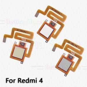 Image 2 - Cable flexible con Sensor de huella dactilar para Xiaomi Redmi Note 4, 4x, piezas de reparación de teléfonos