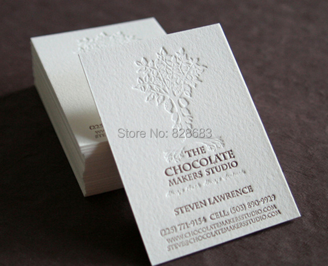 New style 90x54 mm emboss logo thick paper card for business man 200 new style 90x54 mm emboss logo thick paper card for business man 200 cards per design colourmoves