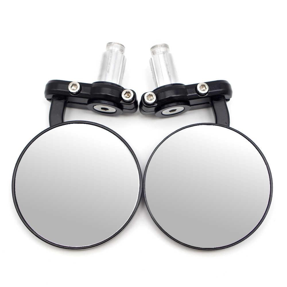ل honda cb500x الظل 750 600 vfr800 msx125 فرس غروم فورزا vtx1300 جولدوينج gl1800 pcx msx دراجة نارية الجانب مرايا الرؤية الخلفية