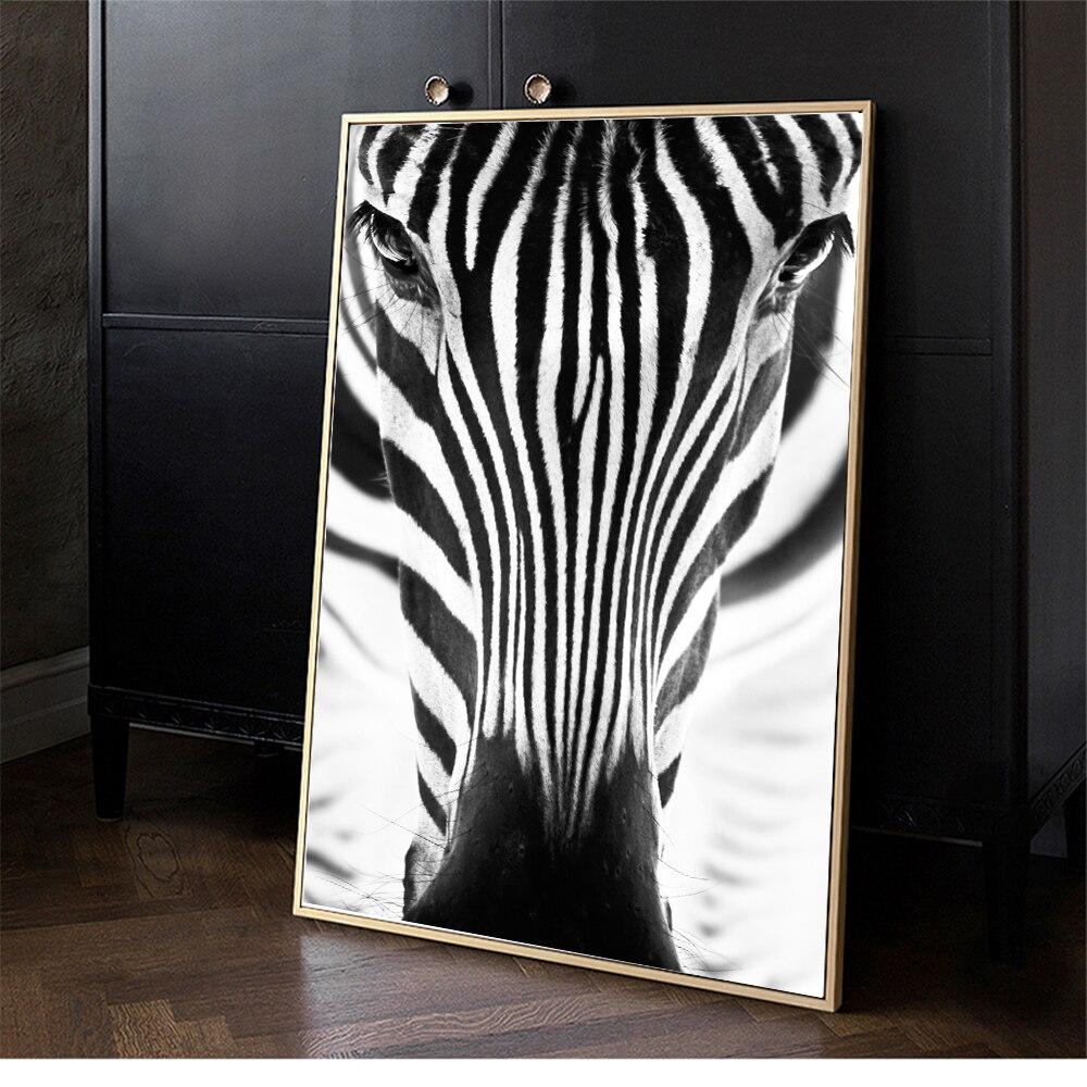 Fein Zebra Bilderrahmen Fotos - Familienfoto Kunst Ideen ...
