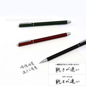 Image 5 - Pentel Gel Pen BLN665 Metal Signature Pen Office Supplies Water based Black Refill 1pcs