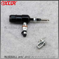 14mm Piston Motorcycle Hydraulic Brake Clutch master cylinder rod system performance efficient transfer pump