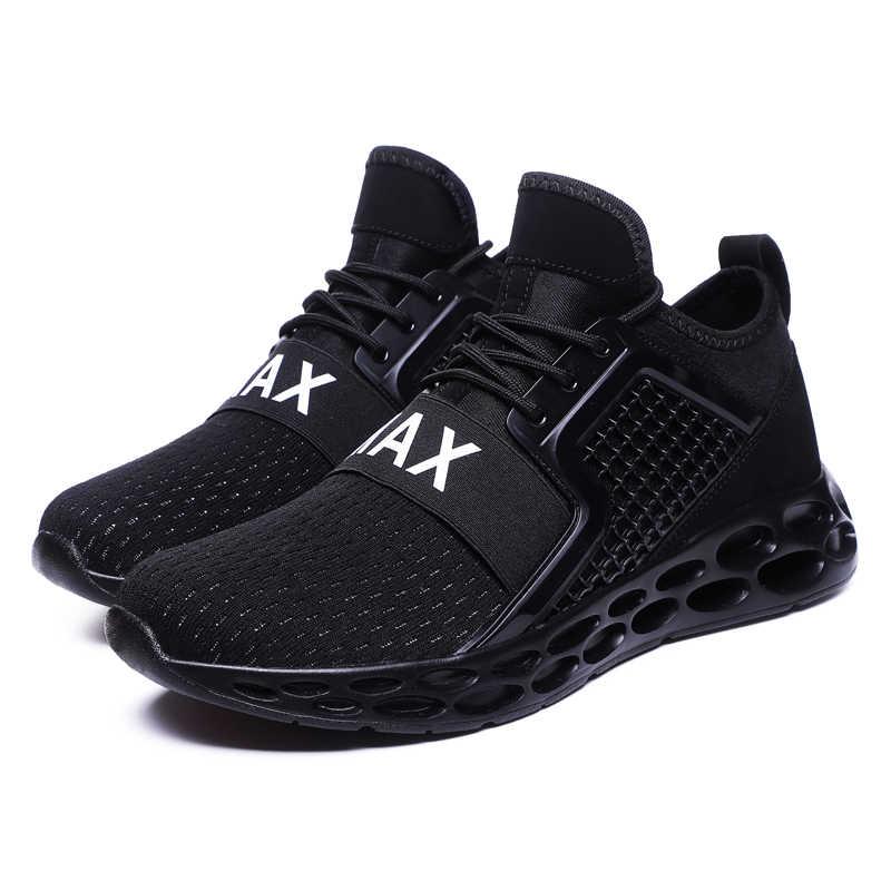 Giày Nam Sneaker Thoáng Khí cho Giày Krasovki Mocassin Rổ Homme Nhẹ Nhàng Thoải Mái Huấn Luyện Viên Chaussures Đổ Hommes