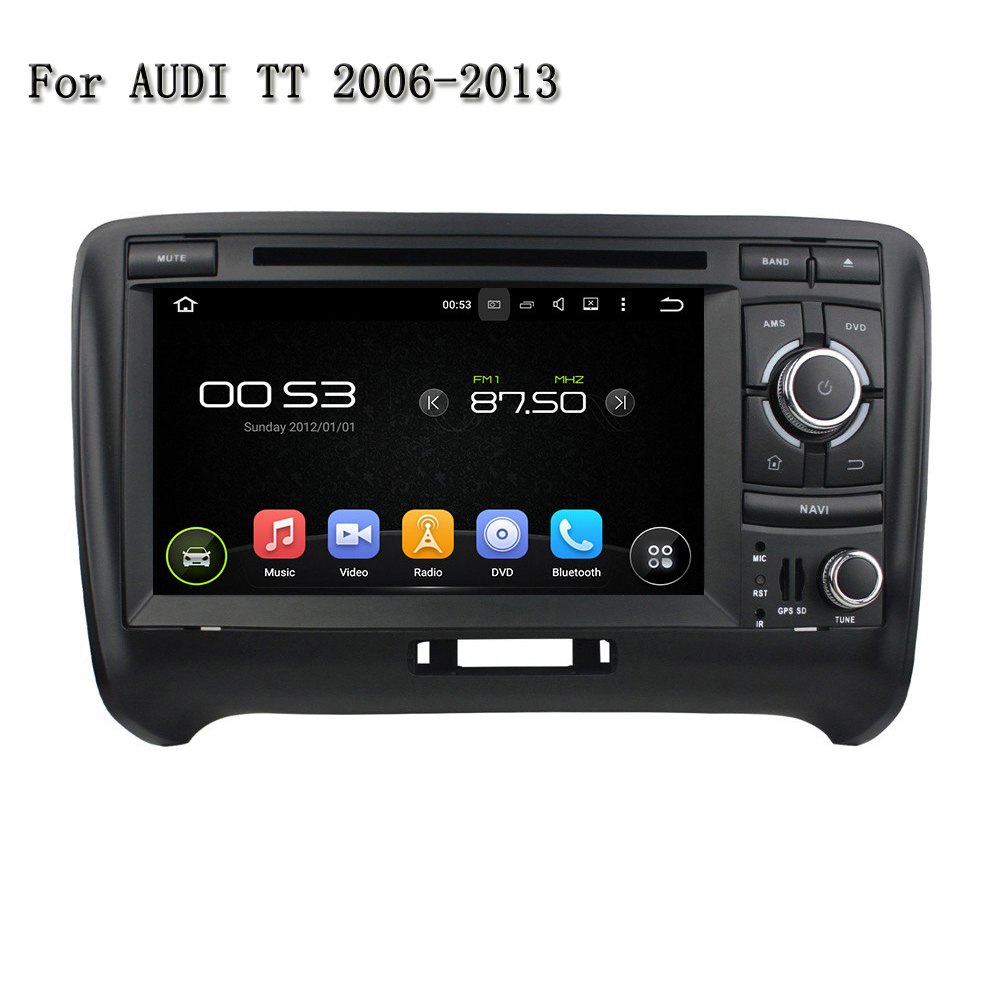 Pure Android 5.1.1 Quad Core 1024*600 7 2 Din Car Radio RDS Video Player GPS Navigation  ...