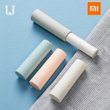XIAOMI Mijia Jordan& Judy портативный стикер для одежды для волос роликовая щетка для чистки свитера липкая щетка для удаления волос