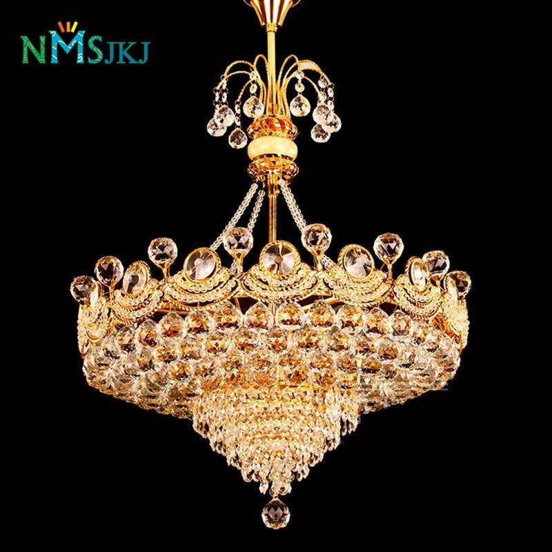 Dining Room LED Pendant Lamp Romantic Heart Crystal Kitchen Pendant Light Fixture for Restaurant