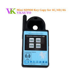 New MINI ND900 Hand-Held Key Programmer Support 4C 4D 46 G Chip Update Online Same Function As Mini CN900