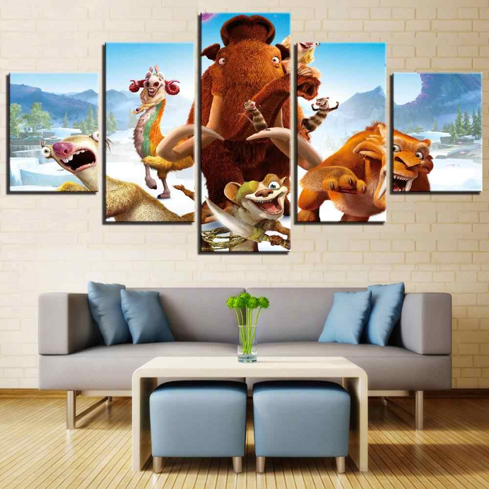 Hd Print Canvas Picture Modern Wall Art
