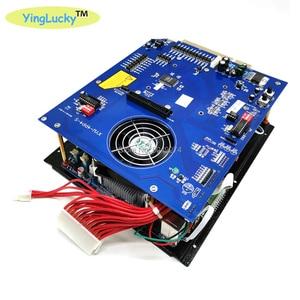 Image 5 - Yinglucky juego Arcade King, multijuego jamma clásico, consola PCB, placa base 3106 en 1 con fuente de alimentación ATX