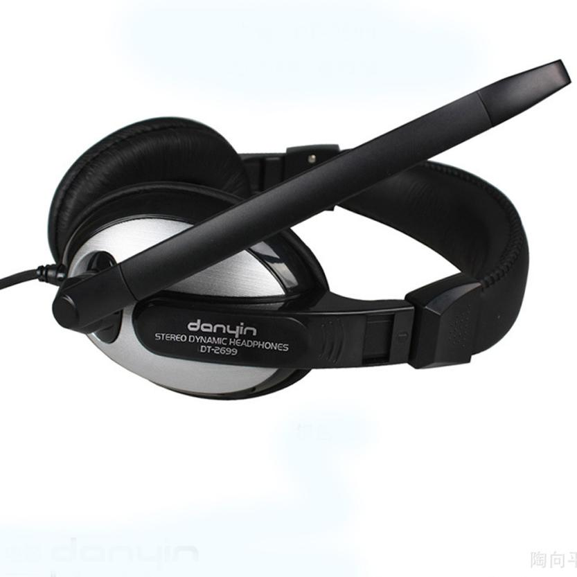 Portable Fashion Bass Stereo Headphones 3.5mm Gaming Headphone High Quality For iPhone MAC PC MP3 Nov27