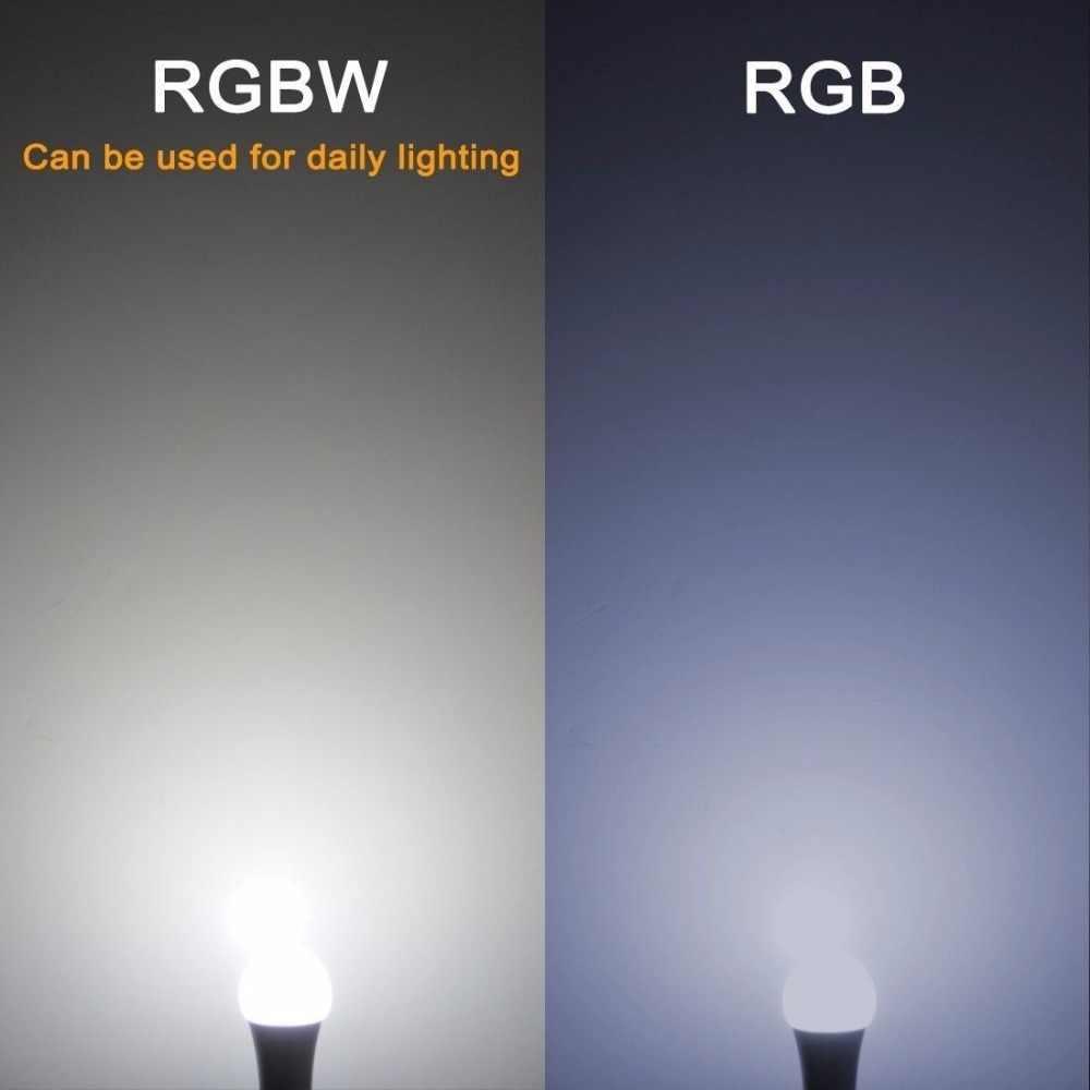 E27 GU10 светодио дный RGB лампа AC110V 220 В 5 Вт светодио дный RGB пятно света затемнения Новинка Праздник RGB огни + ИК-пульт дистанционного Управление 16 видов цветов