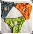 Bragas boy pantalones de ropa interior shorts niños bragas ropa venta al por mayor libre 12 unids/lote xyx002