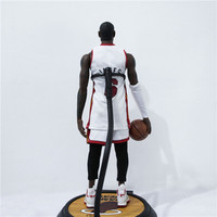 James Heat Team Basketball Player King Super Star lakers Anime Number 6Toys Moveable Model Juguetes Jerry Gift Doll