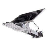 Водонепроницаемый 50 светодиодный s солнечный свет солнечных панелей Мощность радар движения Сенсор светодиодный свет сада Открытый Путь ч