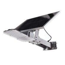 Waterproof 50 LEDs Solar Light Panels Power Radar Motion Sensor LED Garden Outdoor Pathway Sense Street Lamp