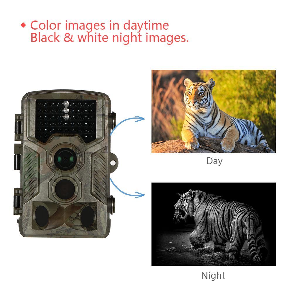 HD Scouting digital camera 12MP 0.6S Trigger hunting camera for wildlife photo traps Animal hunting Time Lapse Thermal cameras hc300 suntek 0 8s trigger time hunting scouting cameras support 6 monthes power life