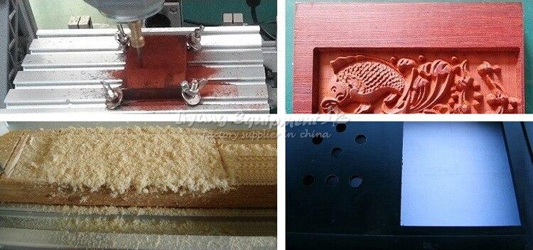 Mini CNC fraiseuse 1610 500 mw laser CNC graveur travail pour pcb bois pvc etc avec contrôle GRBL - 6