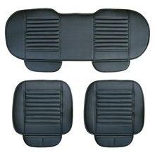 Автомобильная подушка для сиденья lmodri портативный кожаный