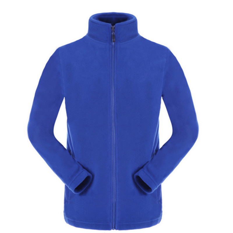 Outdoor mens fleece Liner clothing male winter warm Windproof brand softshell hiking coat plus size font