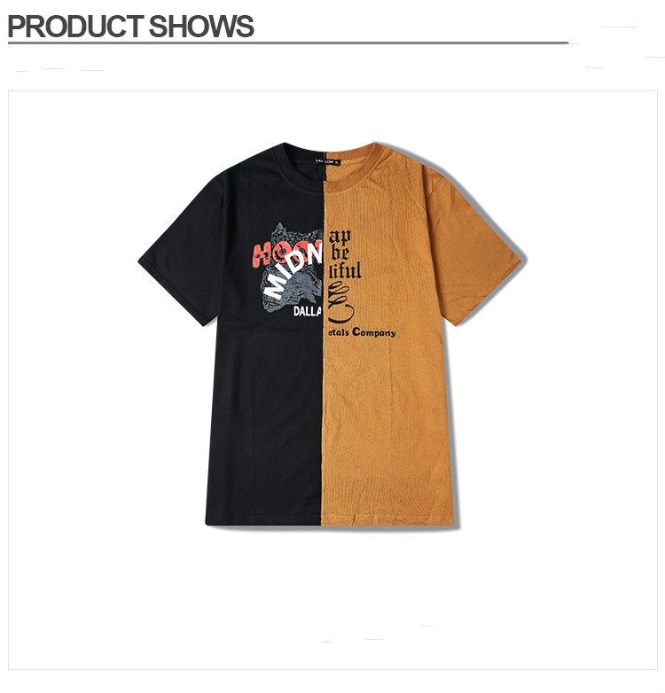 HTB1Jq.APpXXXXXpXXXXq6xXFXXXf - Summer Hip Hop Skateboard T Shirts BTS PTC 106